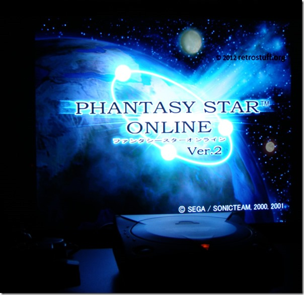 Phantasy Star Online Ver.2 for Dreamcast