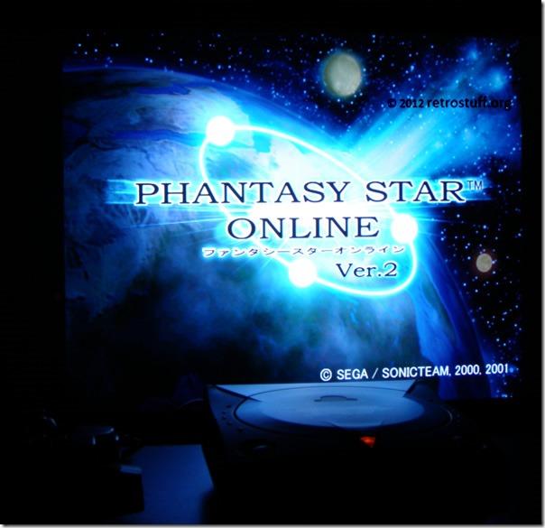 Phantasy Star Online Ver.2 for Dreamcast