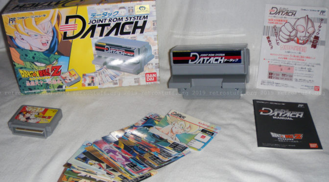 Bandai Datach Barcodes for MESS