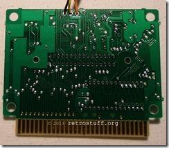 Datach PCB rear