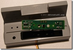 Datach barcode reader PCB