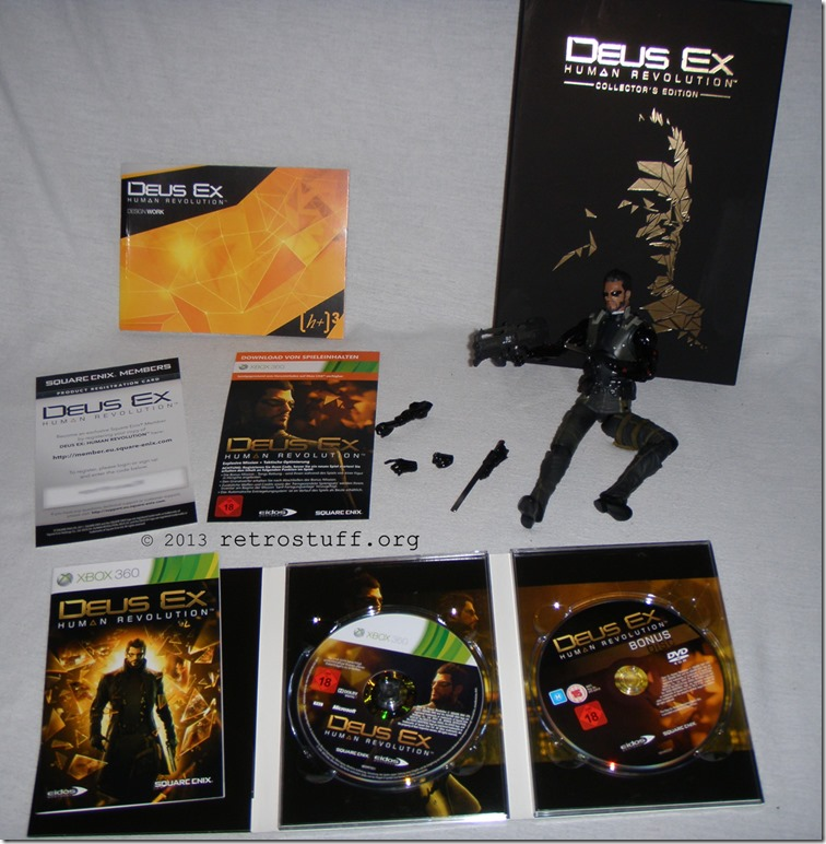 Deus Ex: Human Revolution (Collector's Edition)