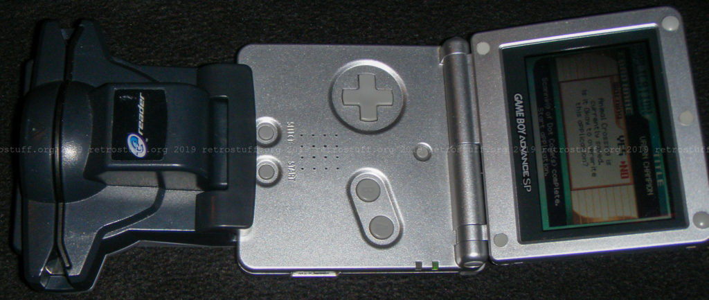 Nintendo e-Reader with 6PIN Protection Cover