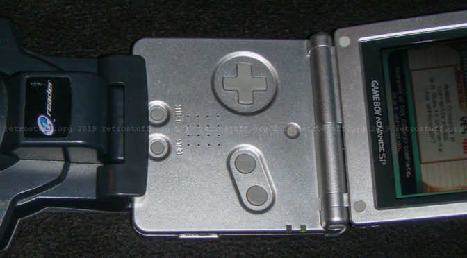 Nintendo e-Reader 6PIN Protection Cover and Urban Champion