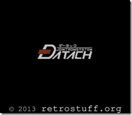 Original: Datach Logo