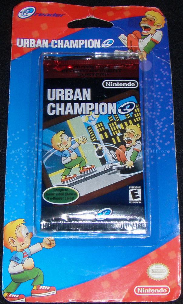 Urban Champion-e