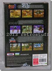 Neo Geo X Classics Vol. 1 Back