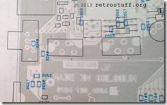 C6 blueprint bottom side