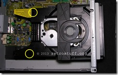 CDI 220 disc drive