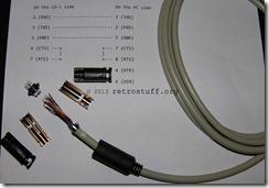 Mini-DIN connector
