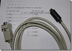 Null-Modem Cable