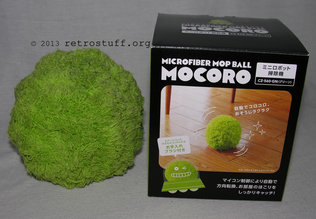 CCP Microfiber Mop Ball Mocoro