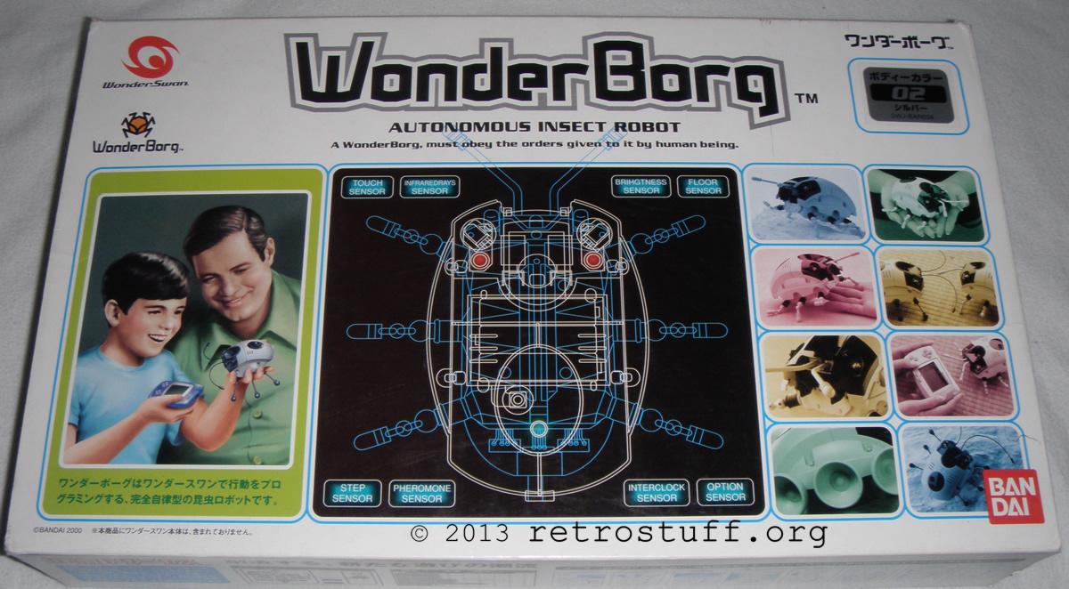Bandai WonderBorg