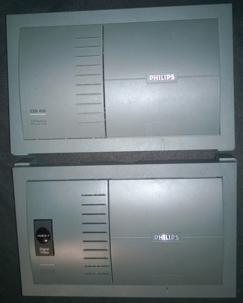 Philips CDI 450 & 550