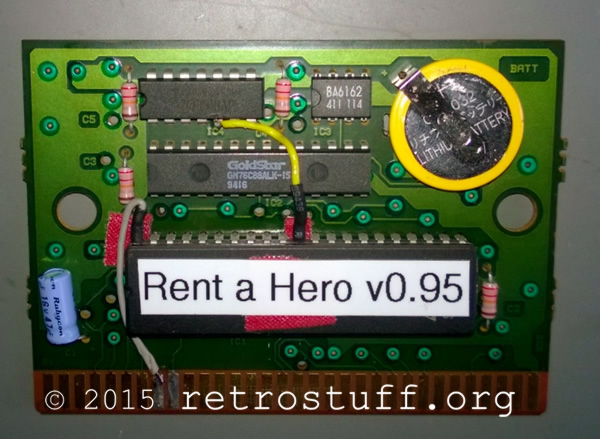 Rent a Hero Translation