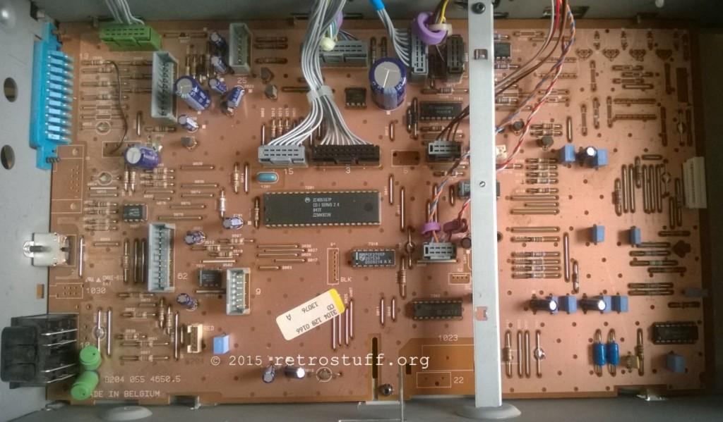 CDI220/00 CD PCB