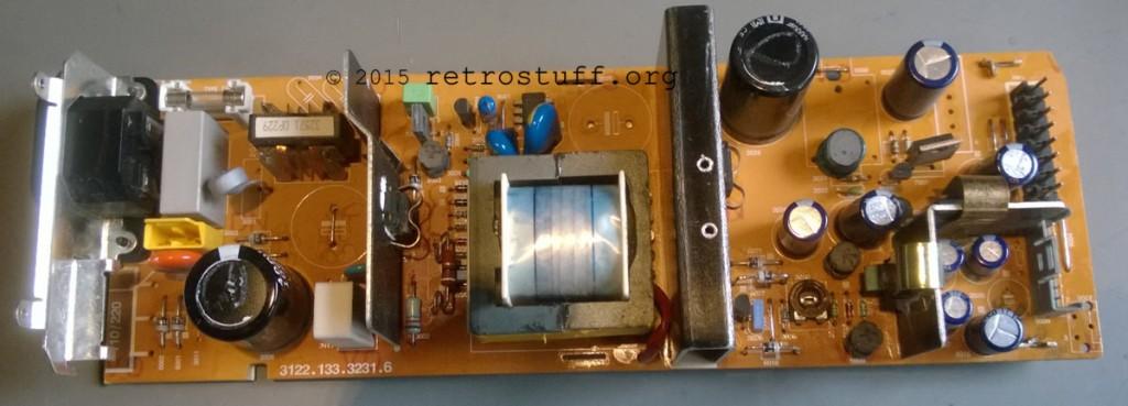 CDI220/00 PSU
