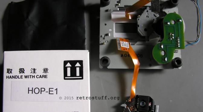 NEC PC-FX Laser Pickup HOP-E1