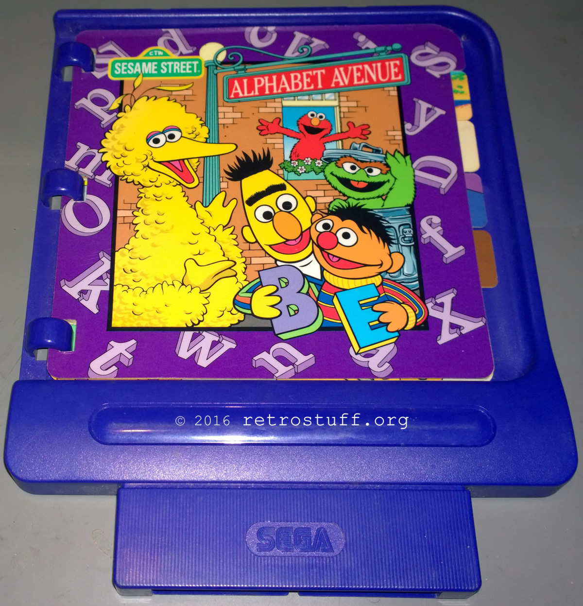 Sega Pico Flash Cart 01
