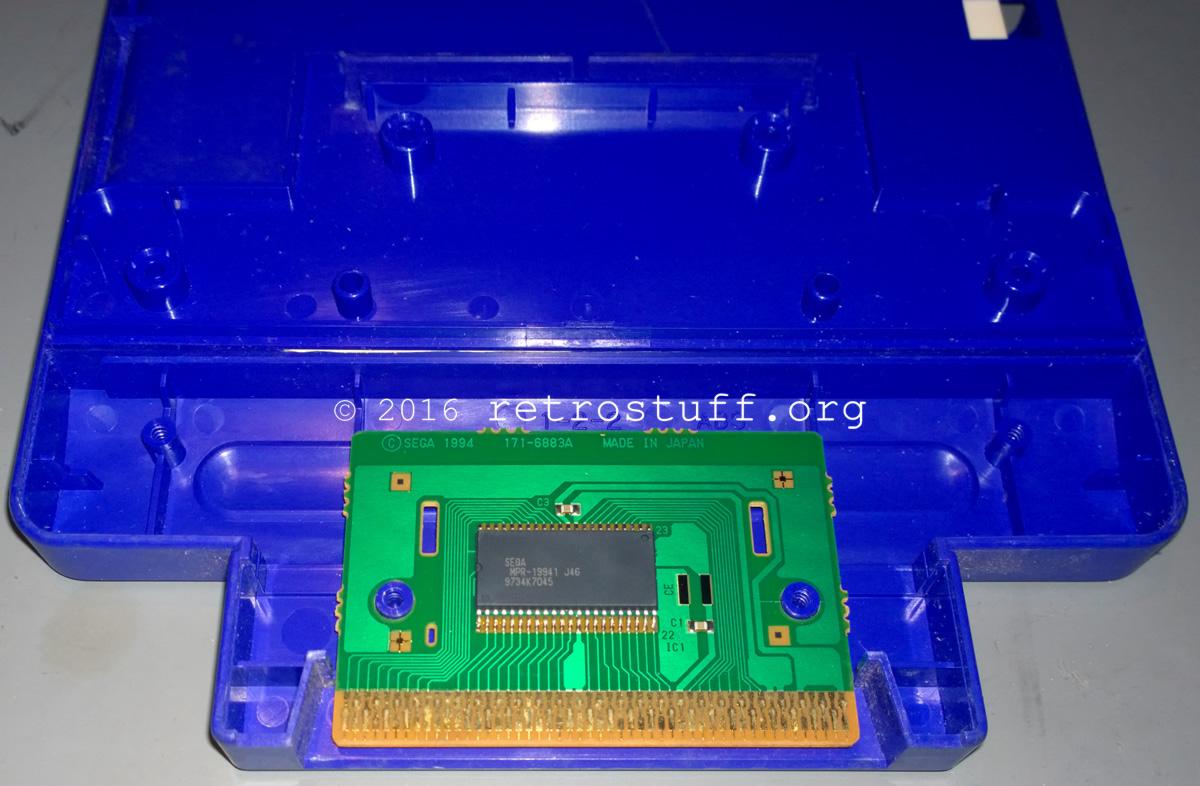 Sega Pico Flash Cart 03