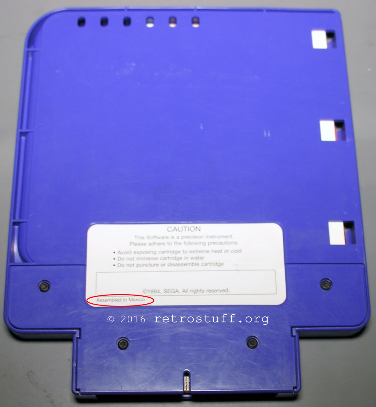 Sega Pico Flash Cart 05