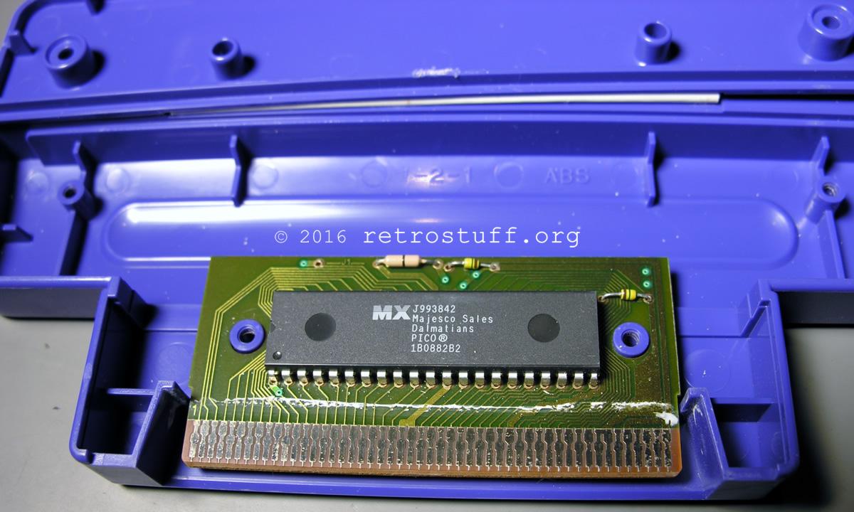 Sega Pico Flash Cart 06