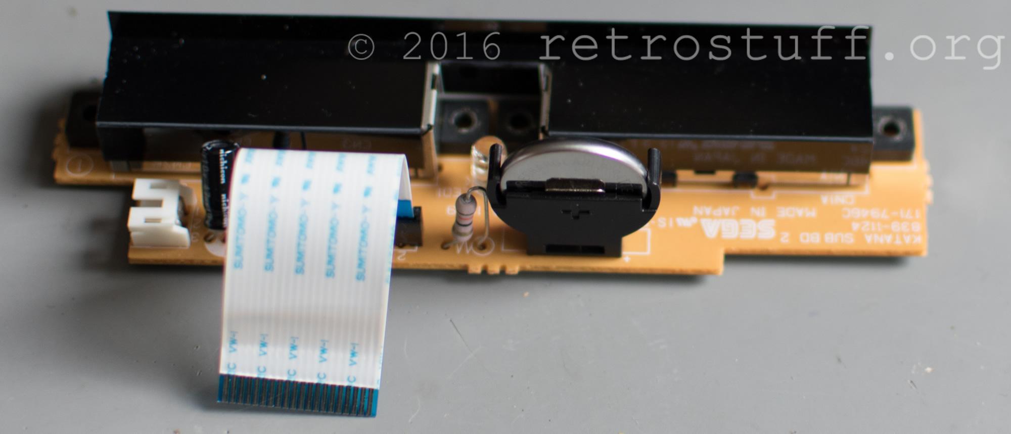 Sega Dreamcast Battery 03