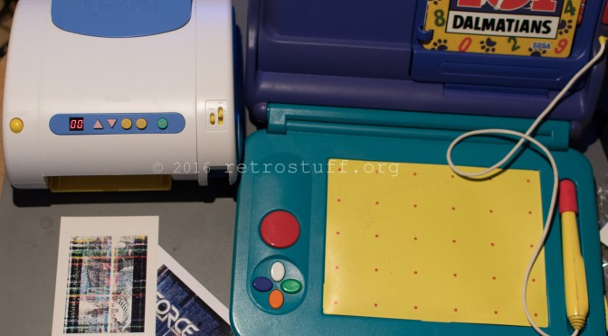 Printing Fun-Fun with Sega Pri Fun