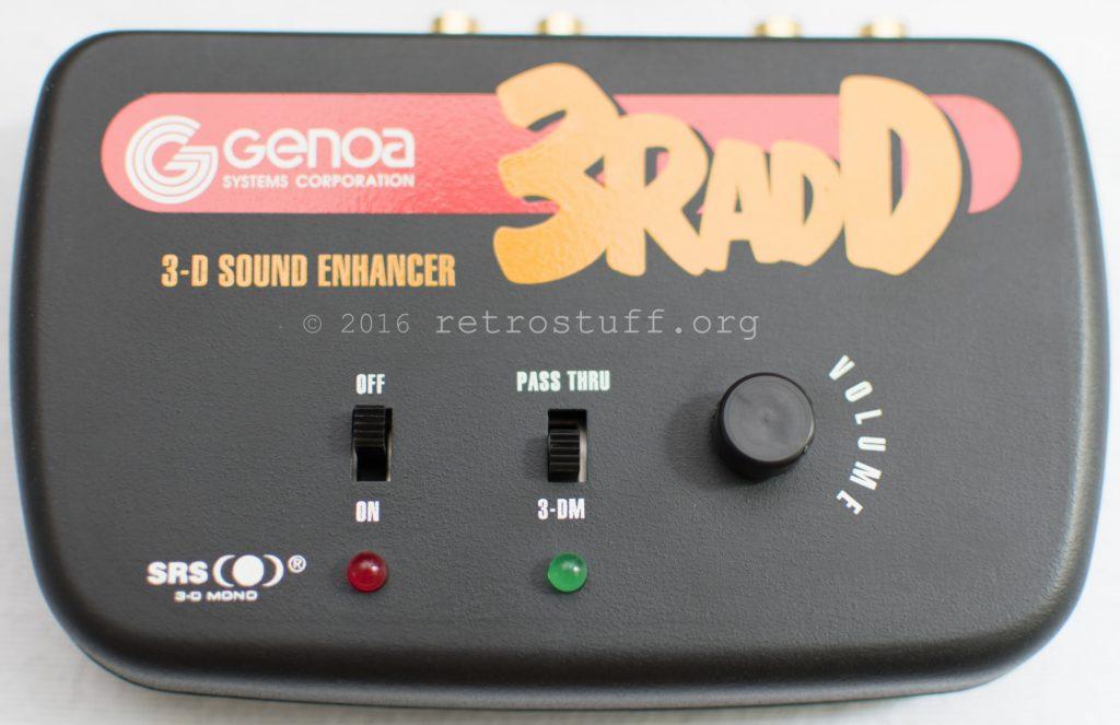 3RADD - front