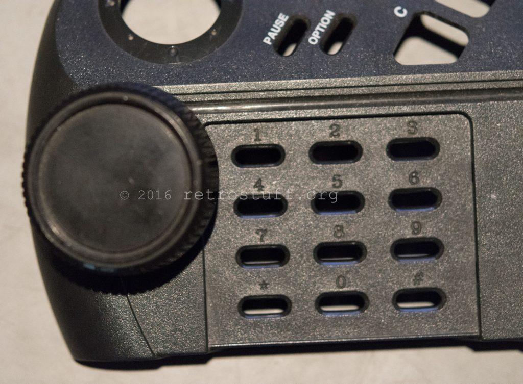 Jaguar Rotary Controller