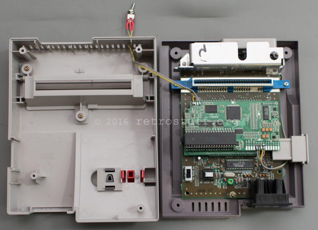 NESRGB for AV Famicom