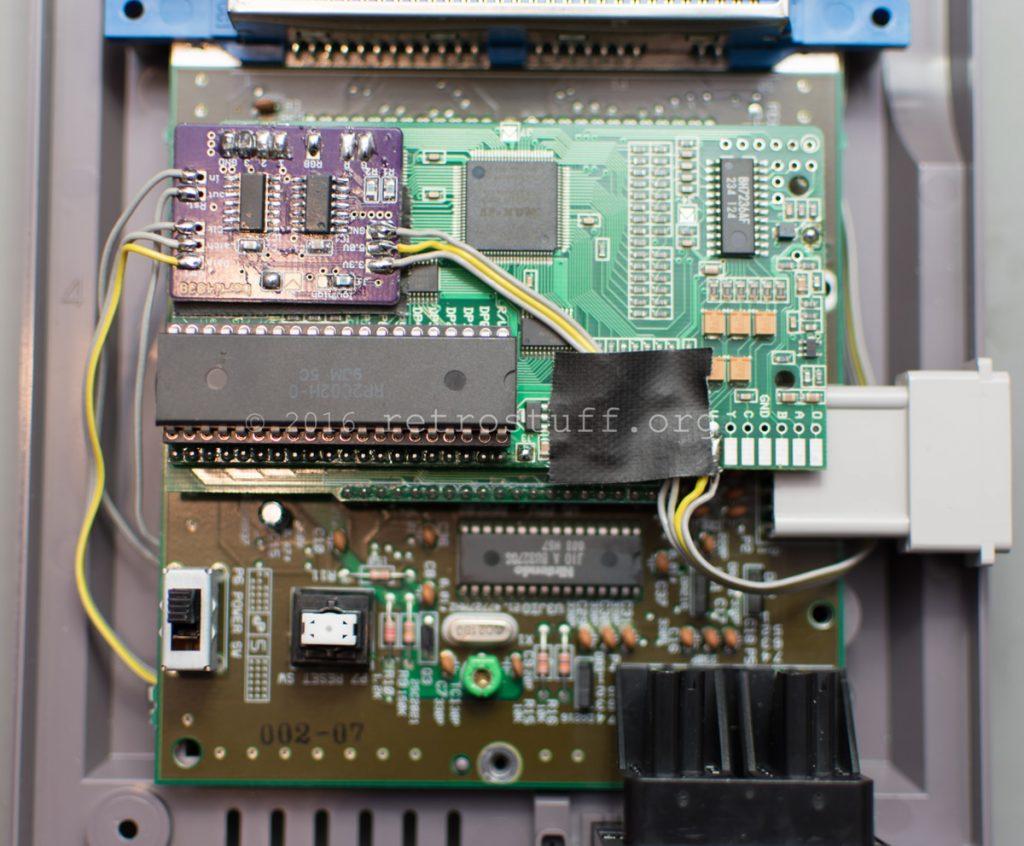 NESRGB-IGR for AV Famicom