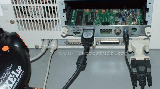 NEC PC-9821Xe/U7W