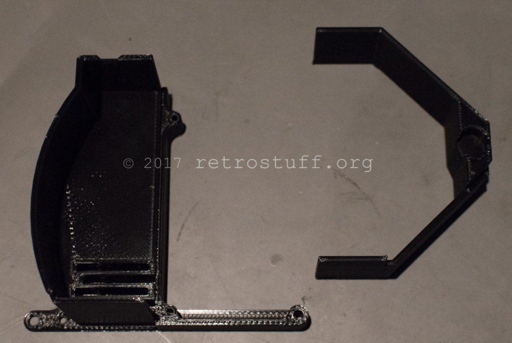 Sega Dreamcast GDEMU SD Card Tray