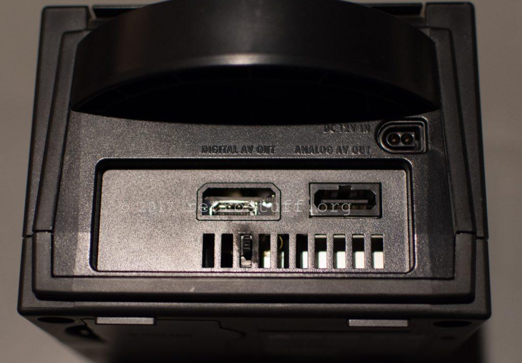 HDMI GameCube