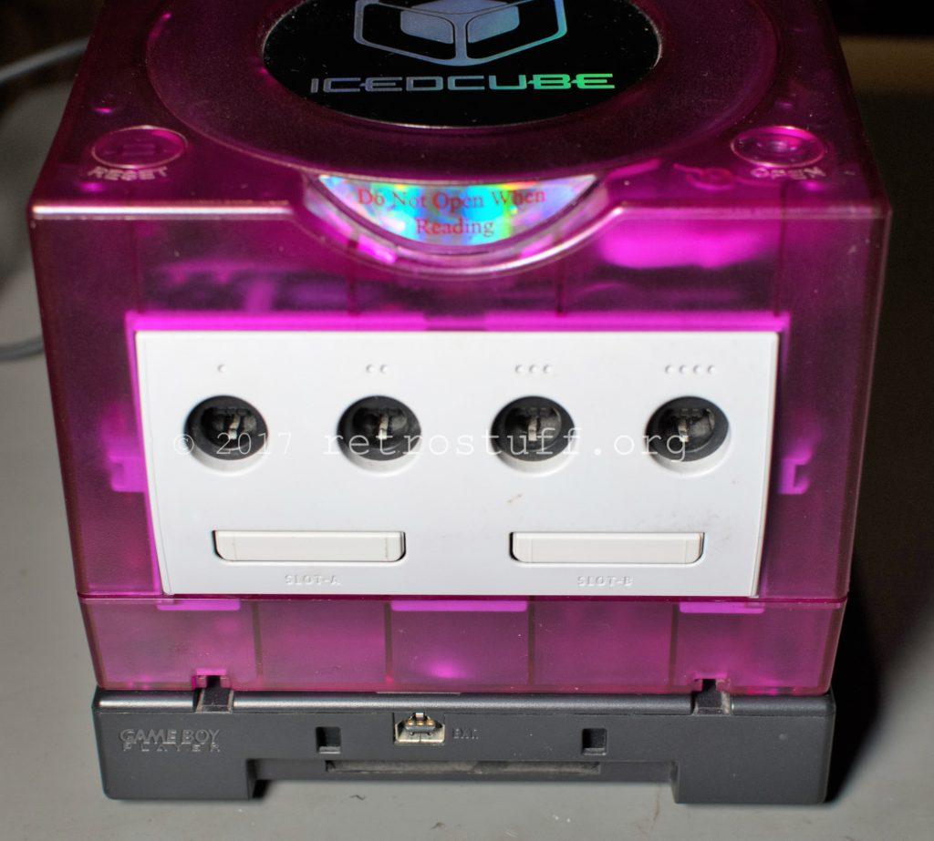Game Boy Player DOL-17