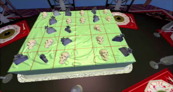 The 7th Guest Cake Puzzle Bug