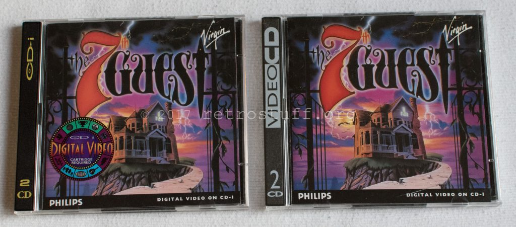 Two Versions of The 7th Guest