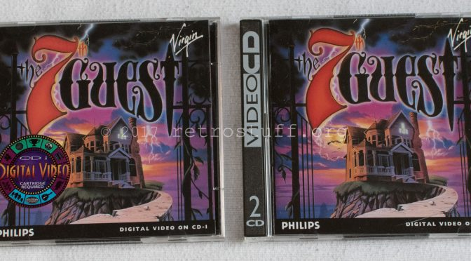 The 7th Guest CD-i DVC Compatibility / Cake Puzzle Bug