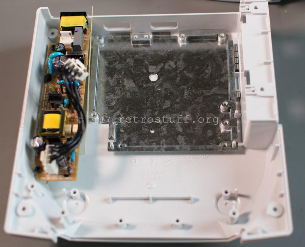 Dreamcast Karaoke - Inside