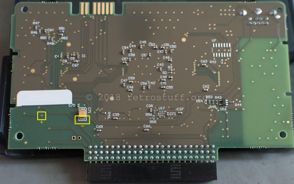 SSDS3 audio buzzing fix