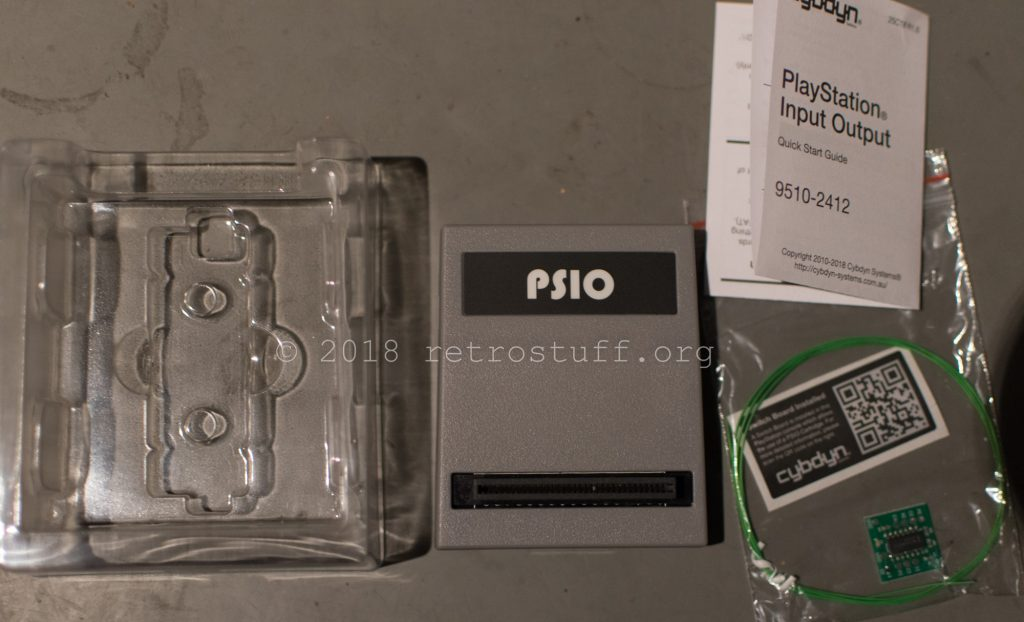 PSIO package