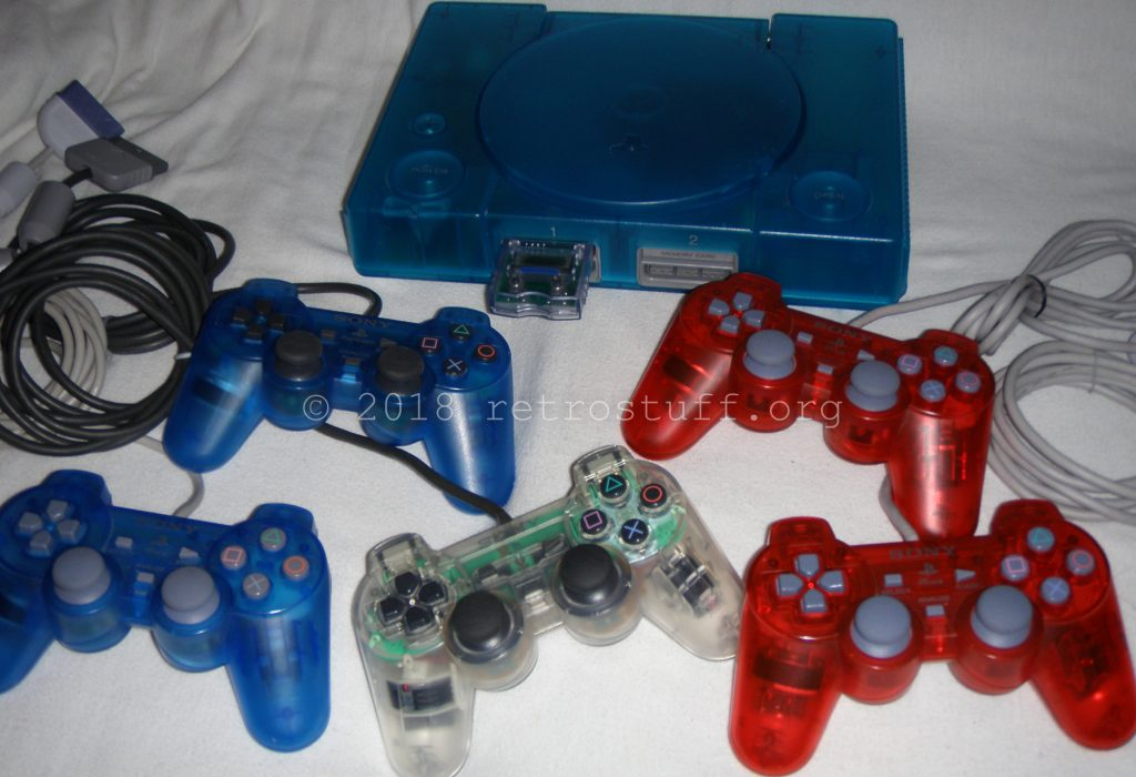 PlayStation SCPH-5552