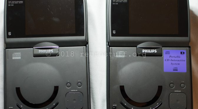 Philips CDI350 Repair Part 1