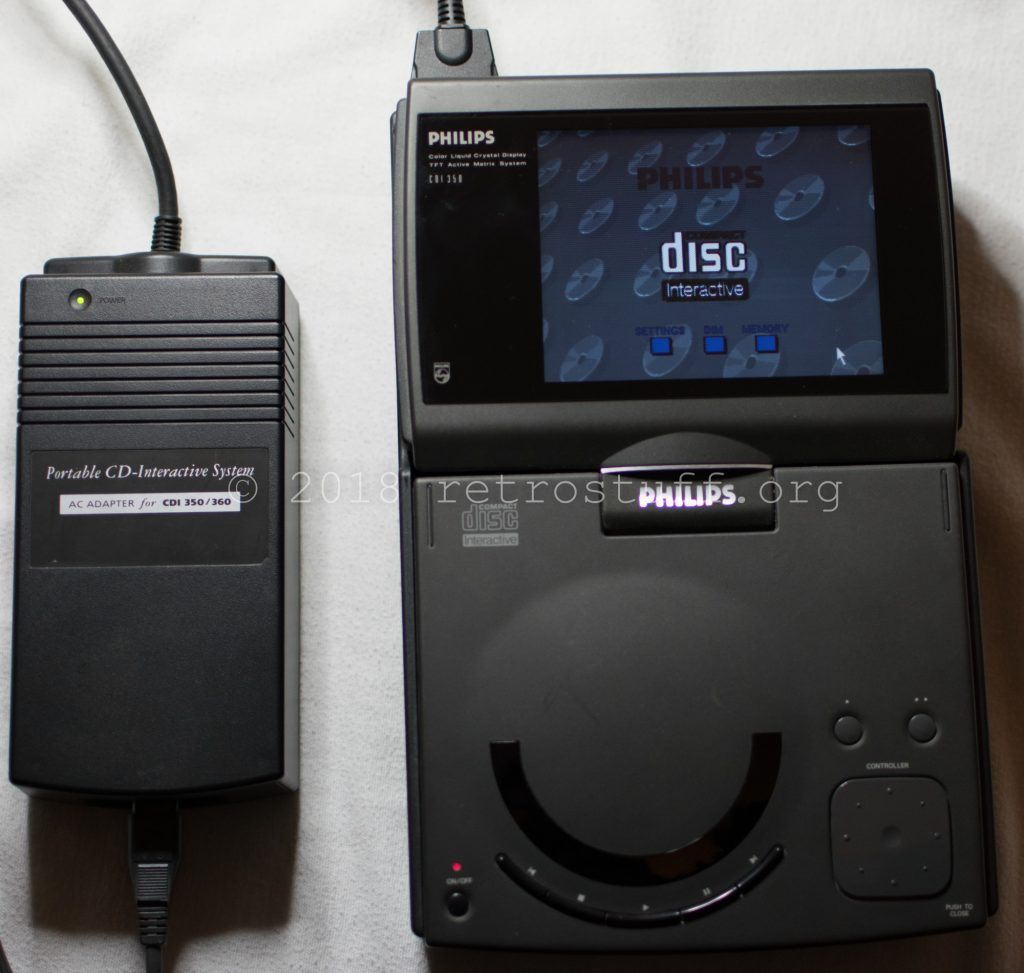 Philips CDI350