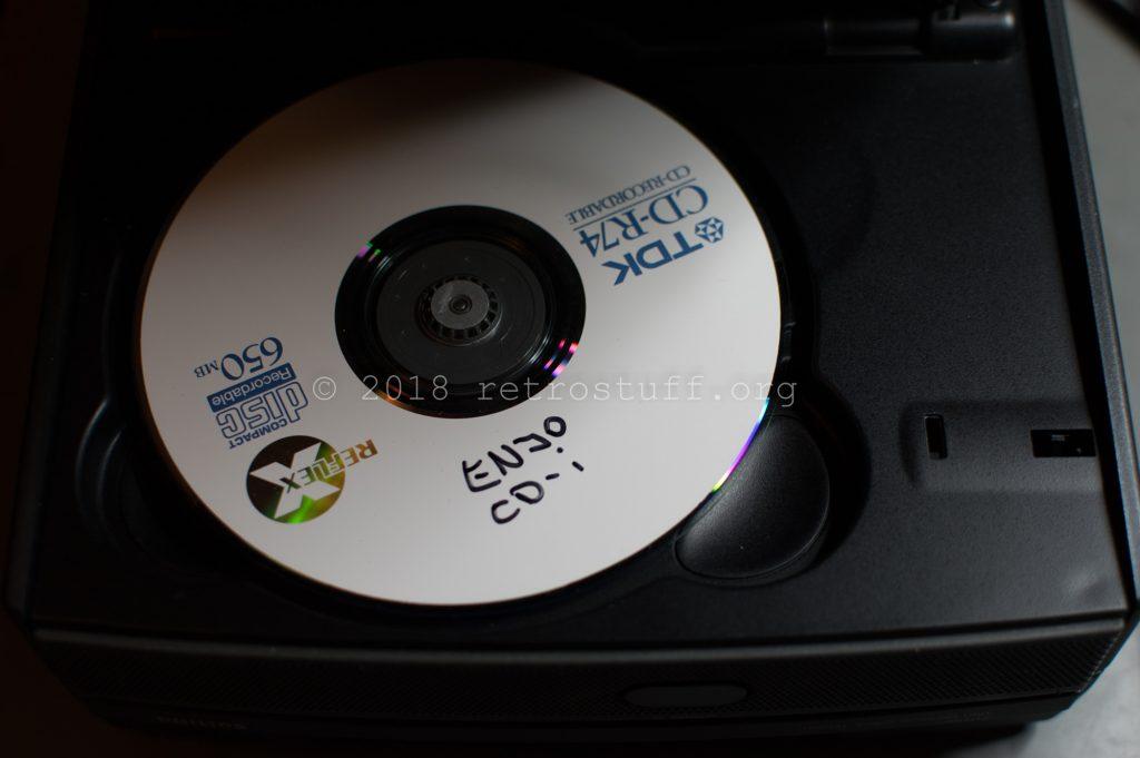Bonus: ENJO CD-i