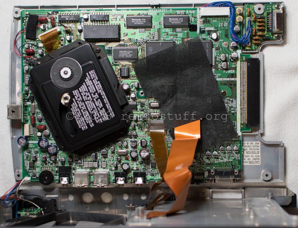 Philips CDI350 (inside)