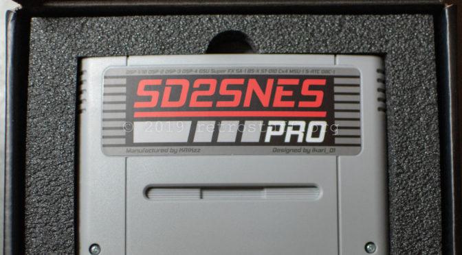 SD2SNES Mk.III / SD2SNES Pro