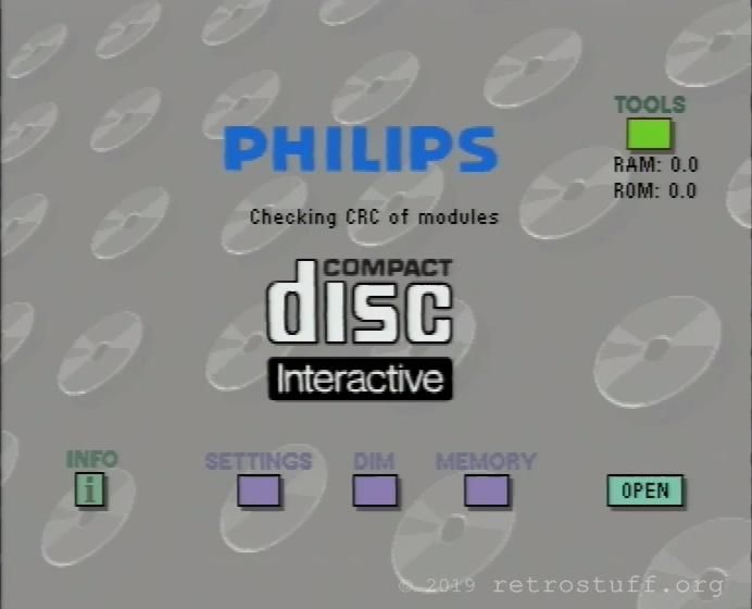 CDI605T CRC check