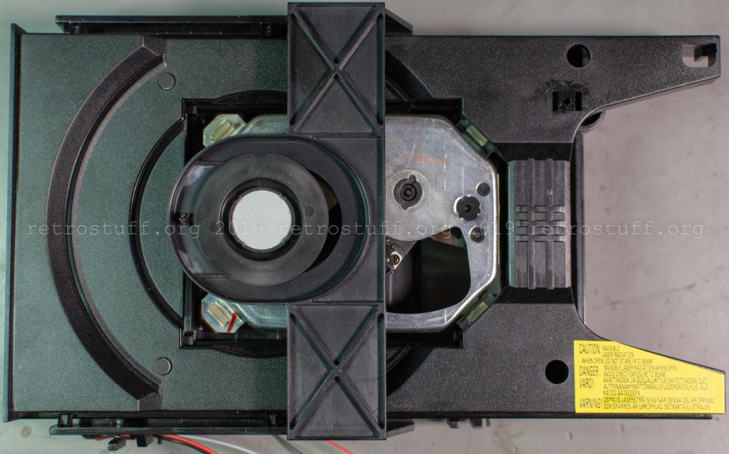 Philips CDI605T optical disc drive (CDM 9)